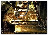 machining I