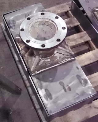 new flange box