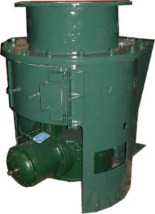 coal feeder - ready to ship