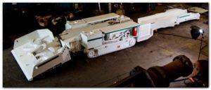 post ash loader